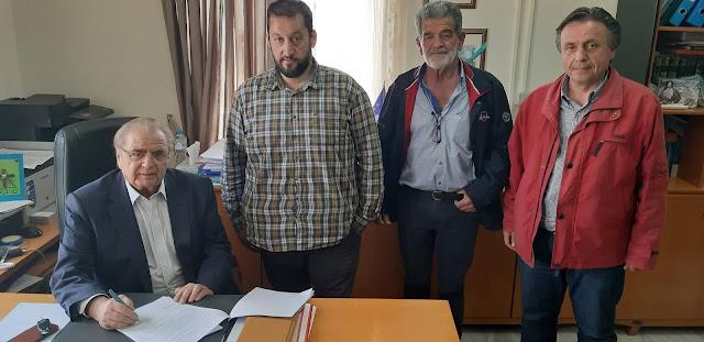 Πρέβεζα: Υπεγράφη η σύμβαση του έργου για την αναβάθμιση των Παιδικών Χαρών του Δήμου Πάργας