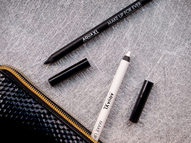 MUFE Aqua XL Eye Pencil Waterproof Eyeliner is really waterproof and smudgeproof. They have a great smooth and soft texture where it glides easily and with their great color pigmentation, it gives a great consistency while applying it. The colors spread equally at one stroke and the best thing is they are Ultra long lasting!