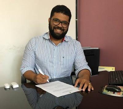 Secretário de Saúde Rodrigo Matos fala sobre a inauguração do Centro de Atenção Integral ao Diabético e Hipertenso, em Alagoinhas; ouça
