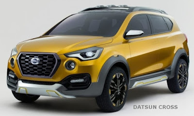 datsun cross indonesia