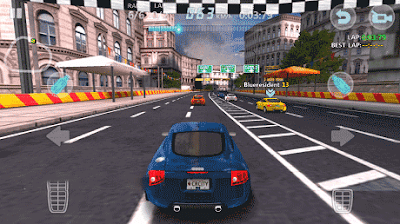 Turbo Car Racing 3D for Android