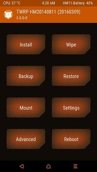 Cara cepat dan mudah install TWRP Redmi 2 tanpa PC