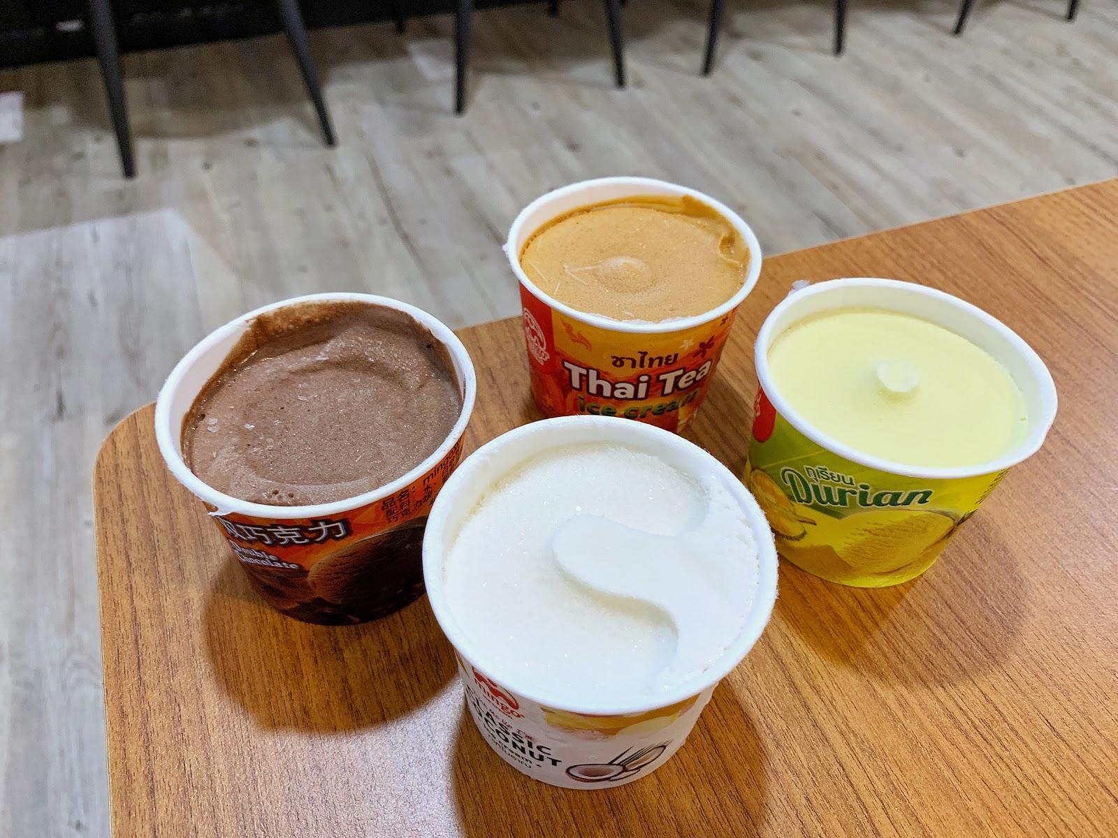 明果冰淇淋必吃巧克力口味