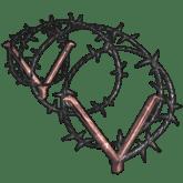 Barbed Wire - T1 - Jenis Jebakan Pada Mobile Strike