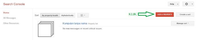 Cara Verifikasi webmaster tools google,Bing,Yandex