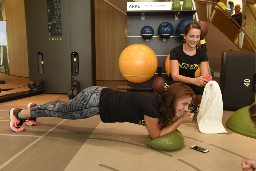 plank fitness inspiration
