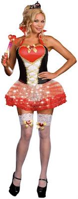 Queen Of Heartbreak Costume for Halloween