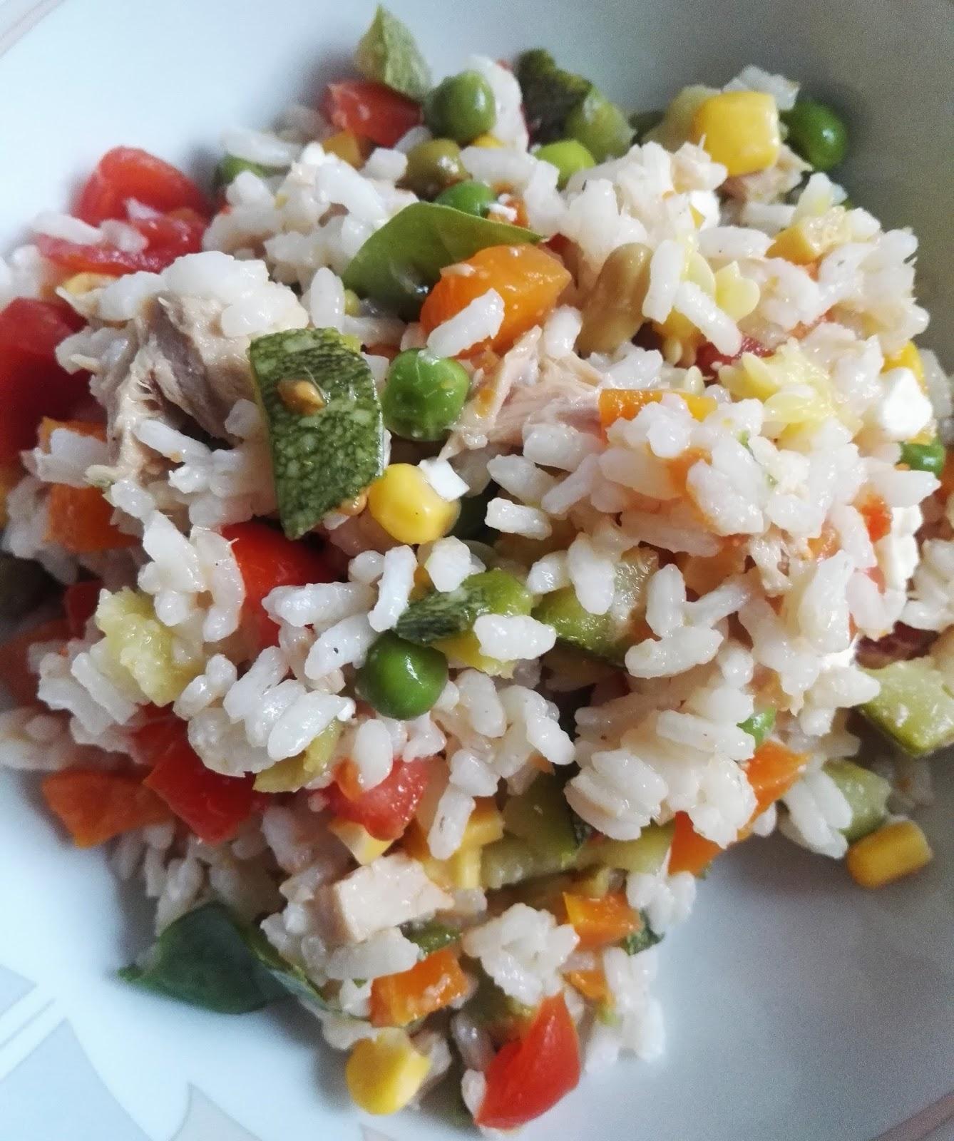 ricette di riso per dieta