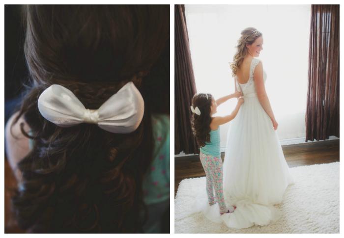flower girl hair photography: Kate Pennings hair: Taming Rapunzel