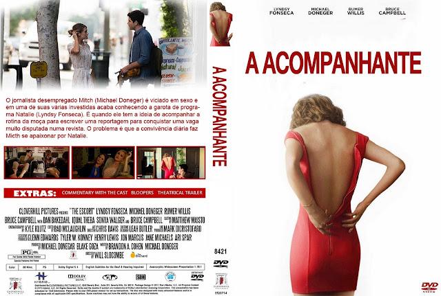 Capa DVD A Acompanhante