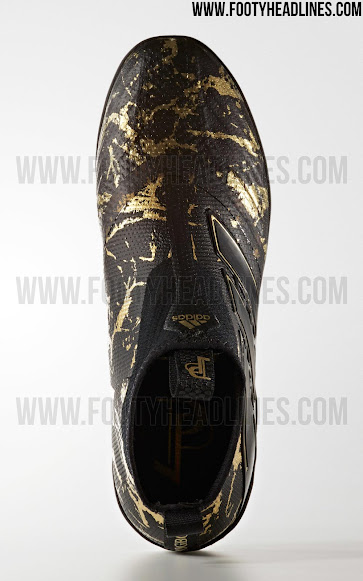 4c7945e52be Adidas Ace 17+ PureControl Paul Pogba Turf Boots Released - Footy ...