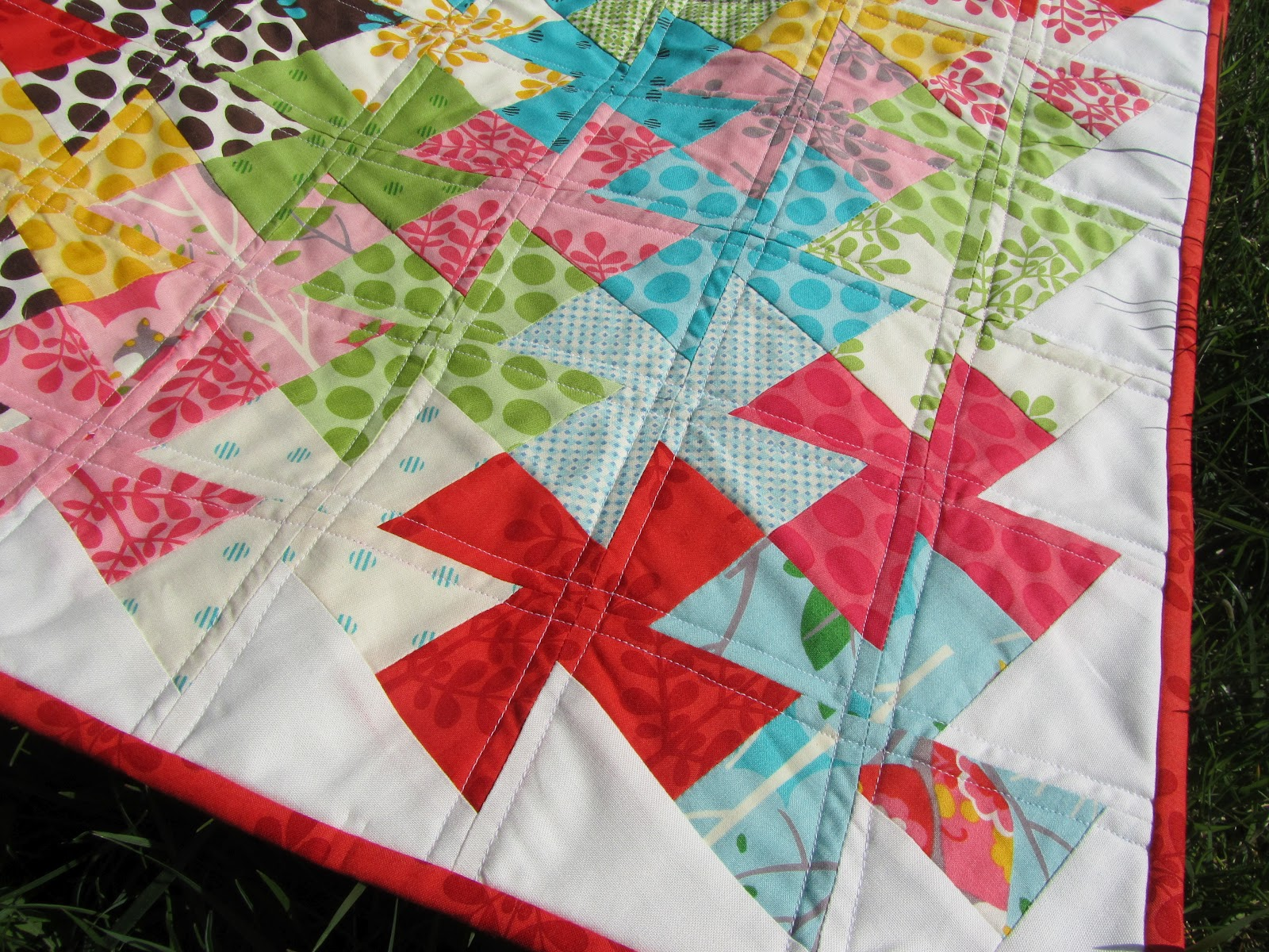 Quilt Story Twister Quilt From A Quilting Jewel