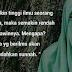 Wahai Para Wanita, Mahalkan Cintamu Dan Murahkan Maharmu, Jangan Sampai Kebalik.. Share Jika Setuju...!!!