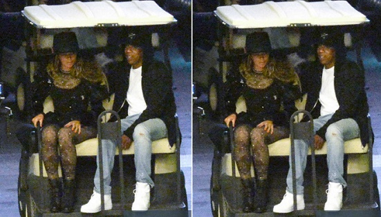 Jay Z & Beyoncé Spotted For The First Time After Release Of Lemonade
