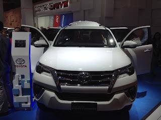 Harga Terbaru Toyota Fortuner 2016 di Surabaya