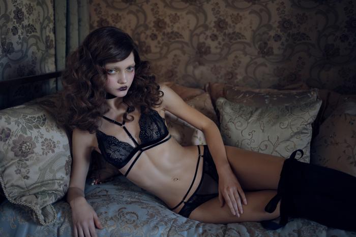 Blog moda tendencias lenceria femenina de encaje