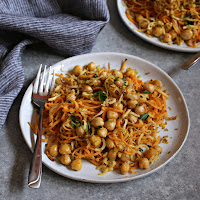 Spiralized-Root-Vegetable-Pasta-with-Crispy-Chickpeas-and-Walnut-Pangrattato