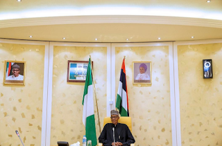 President Buhari Is Going To Resume Work Today, He Write National Assembly 1