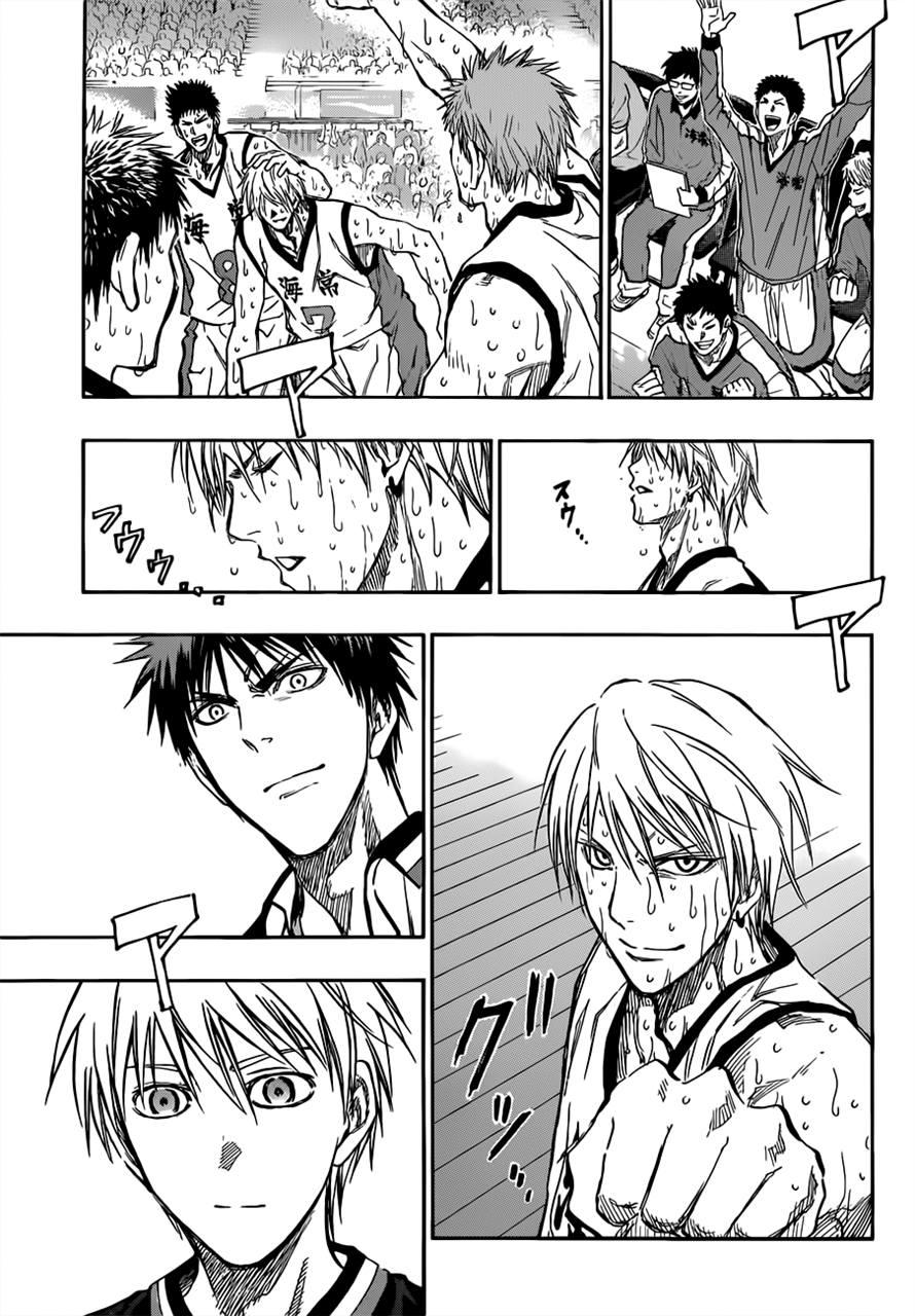 Kuroko No Basket chap 173 trang 13