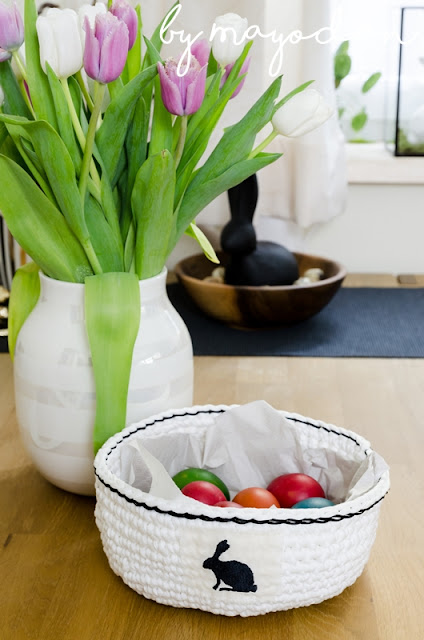Tischdeko Ostern
