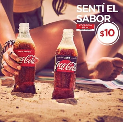 Publicidad Recordatoria coca cola