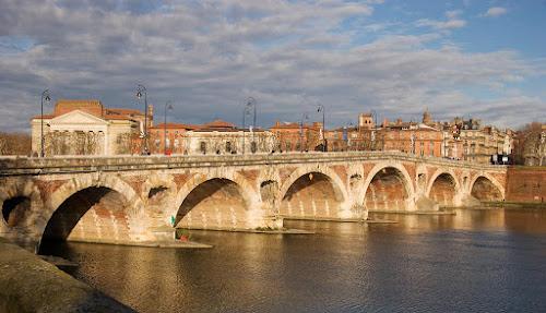 Ponte em Toulouse – França