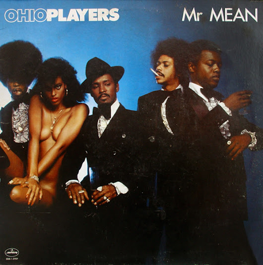 Ohio Players ‎– Mr. Mean 1977
