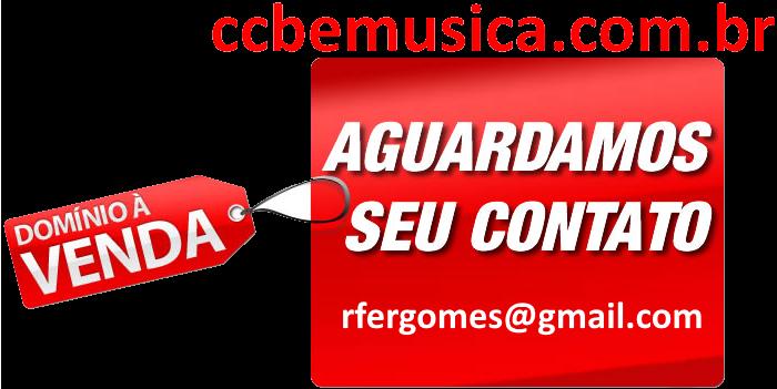 Dominio ccbemusica a venda