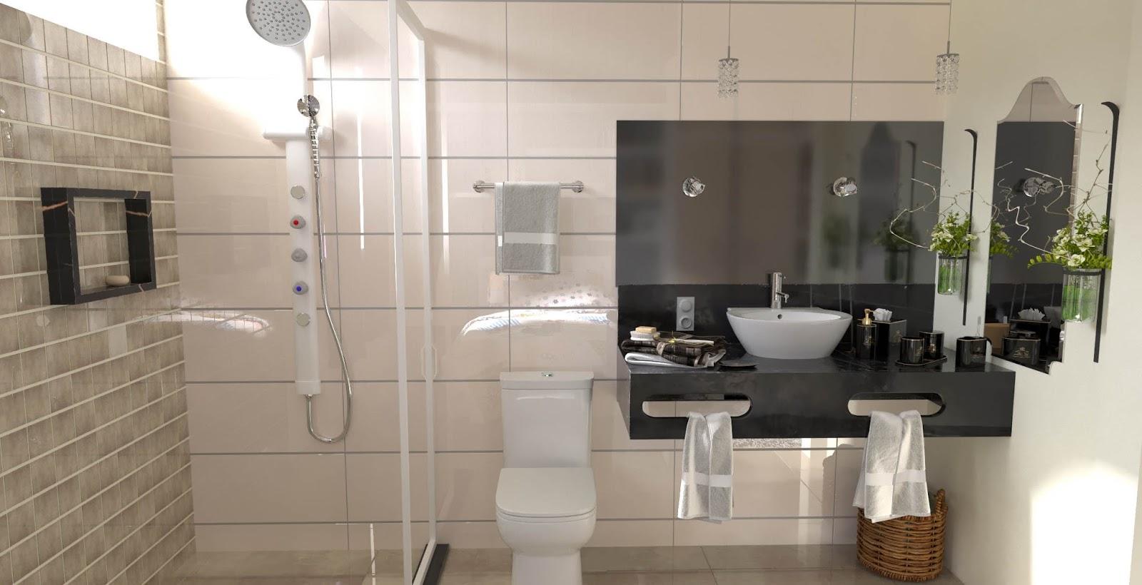 ALT-Projeto 3d para banheiro