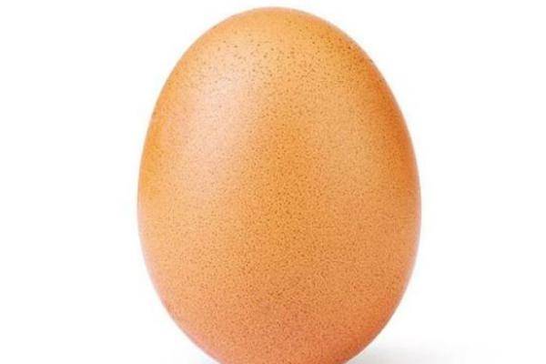 ما قصة البيضة الشهيرة على إنستغرام؟
