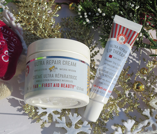Save Someone with First Aid Beauty this Holiday Season ~ #Review