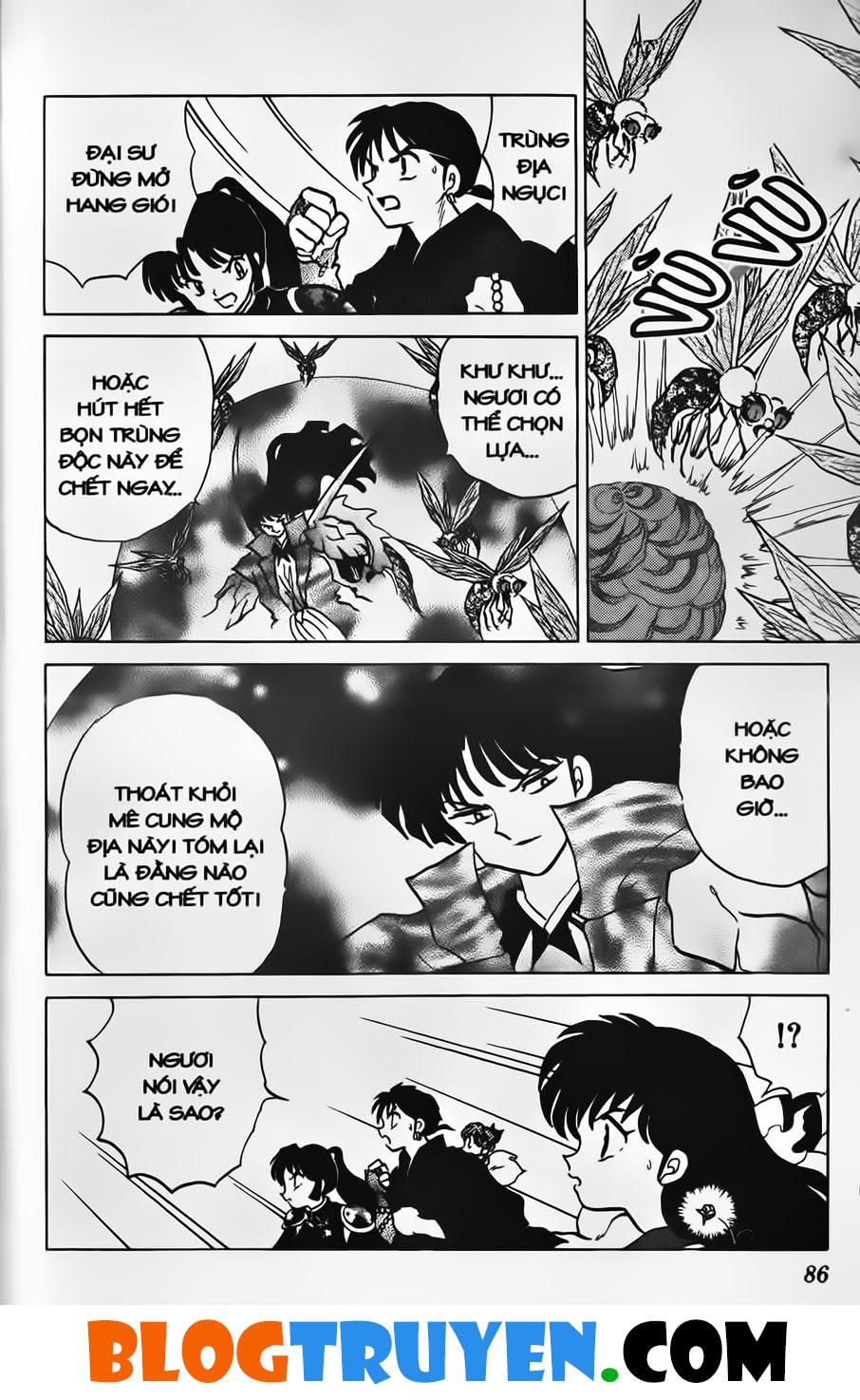 Inuyasha vol 33.5 trang 9