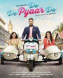 Sinopsis pemain genre Film De De Pyaar De (2019)