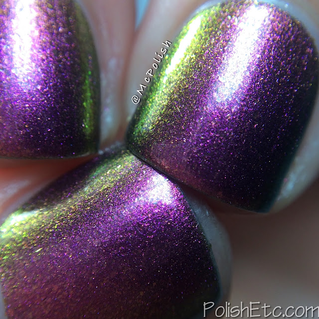 Cirque Colors - The Meta Collection - McPolish - Techno Manifesto