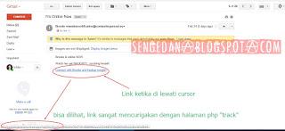 Hati Hati dengan Spam Email Sangat Berbahaya