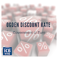 Government U-Turn on the Ogden Discount Rate