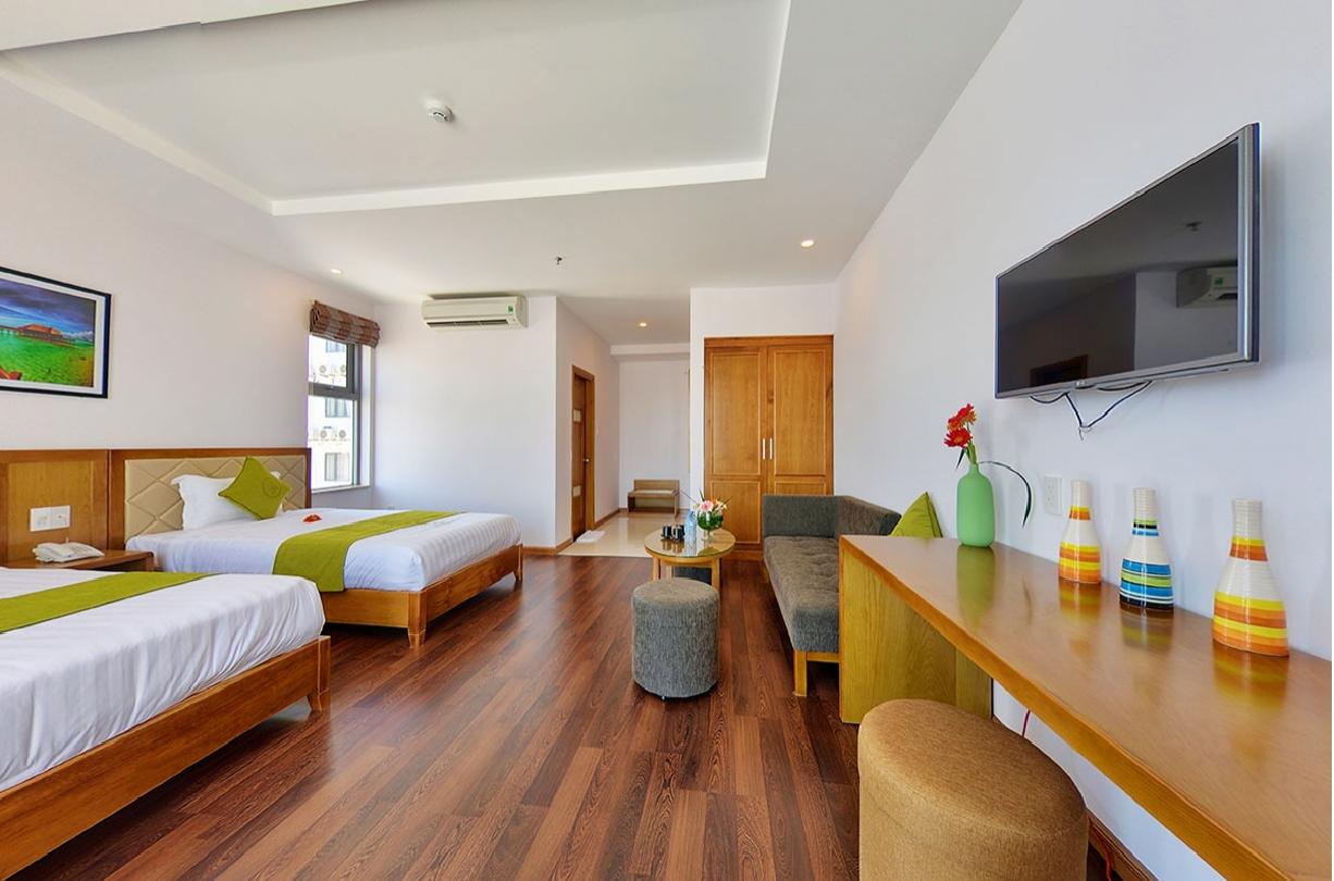 10 Khách sạn Đà Nẵng 3 sao - gần biển - trung tâm NÊN CHỌN nghỉ dưỡng