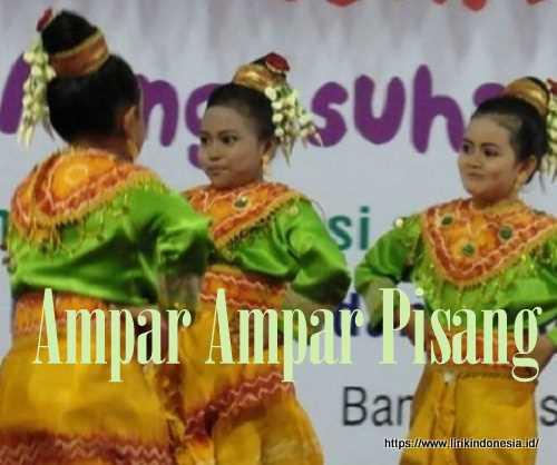 Ampar Ampar Pisang Kalimantan Selatan