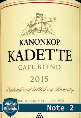 Test und Bewertung südafrikanischer Rotwein