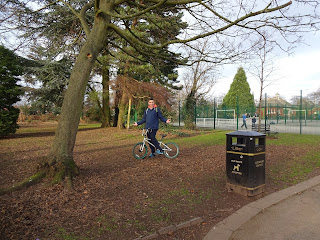 Alexandra Park in Edgeley, Stockport