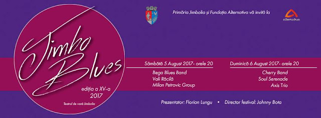 """La Jimbolia in acest weekend va rasuna jazz-ul pe scena festivalului """"Jimbo Blues"""""""