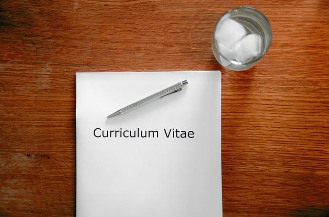 Contoh Curriculum Vitae Atau Daftar Riwayat Hidup Bahasa Indonesia