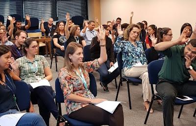Trabalhadores da Ascenty aprovam pauta com três diferentes acordos para 2018
