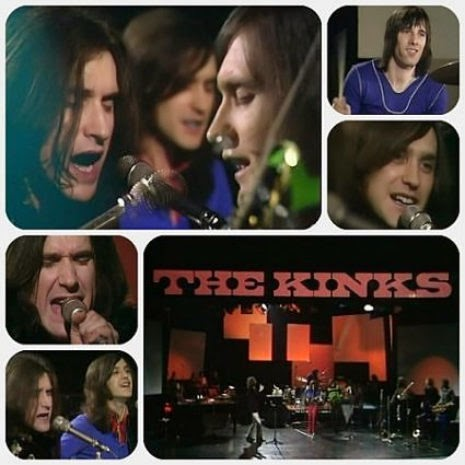 The Kinks live at BBC TV