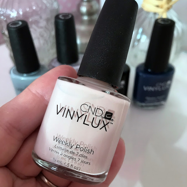 CND Vinylux Weekly Polish Cashmere Wrap