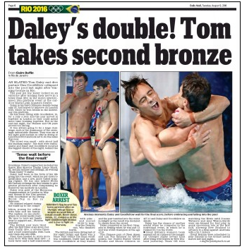 Daily Mail page 6