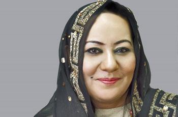 صحفية سودانية تفوز بجائزة التميز بدوله الإمارات العربية المتحدة