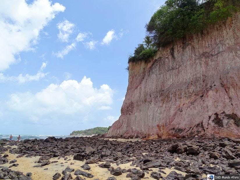 Baía dos Golfinhos - praias de Natal