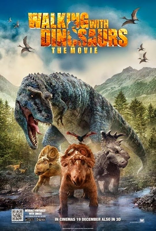 Walking With Dinosaurs 2013  ΜΕΤΑΓΛΩΤΙΣΜΕΝΟ ταινιες online seires oipeirates greek subs