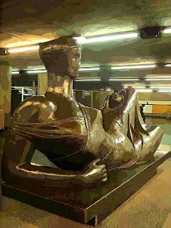 Escultura de Alfredo Ceschiatti